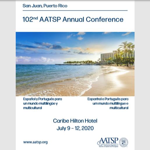AATSP 2020 Conference San Juan, Puerto Rico